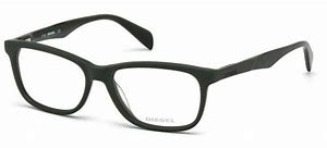 Diesel Model: DL 5208, Colour Code: 097, Frame Colour: SEAWEED GREEN