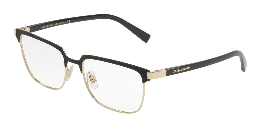 Dolce & Gabbana Model: DG 1302, Colour Code: 1106, Frame Colour: Matte black/pale gold