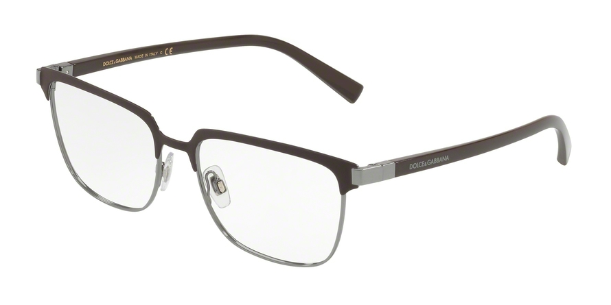 Dolce & Gabbana Model: DG 1302, Colour Code: 1315, Frame Colour: Matte brown/gunmetal
