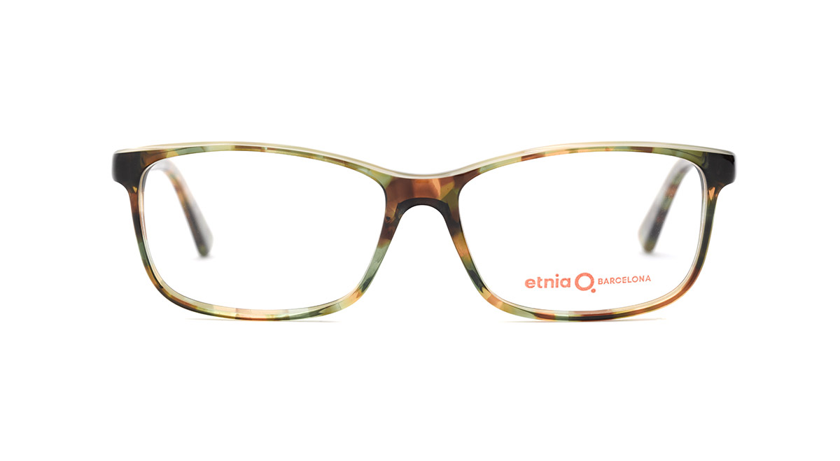 Etnia Barcelona Model: PERUGIA, Colour Code: GRBE, Frame Colour: GREEN BEIGE