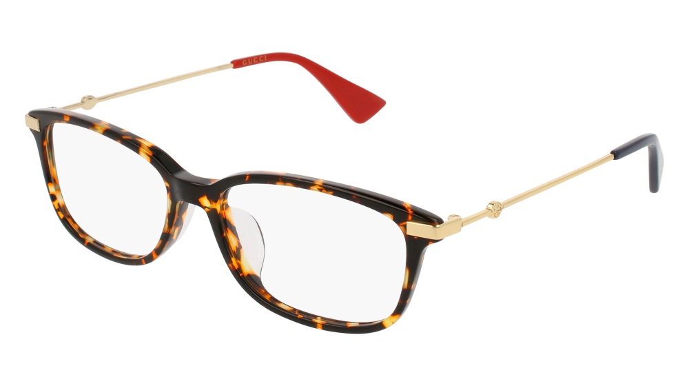 Gucci Model: GG 01120A, Colour Code: 003, Frame Colour: HAVANA
