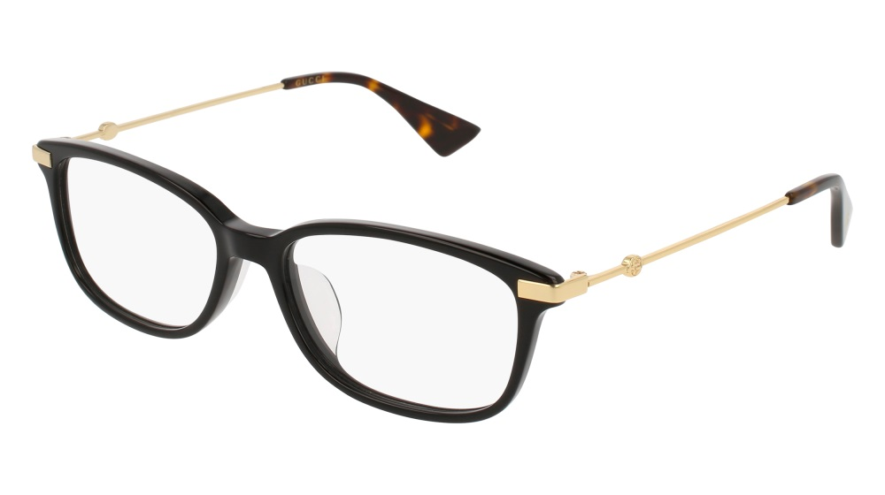 Gucci Model: GG 01120A, Colour Code: 001, Frame Colour: BLACK