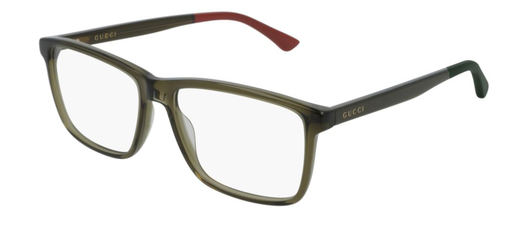 Gucci Model: GG 04070, Colour Code: 004, Frame Colour: GREEN
