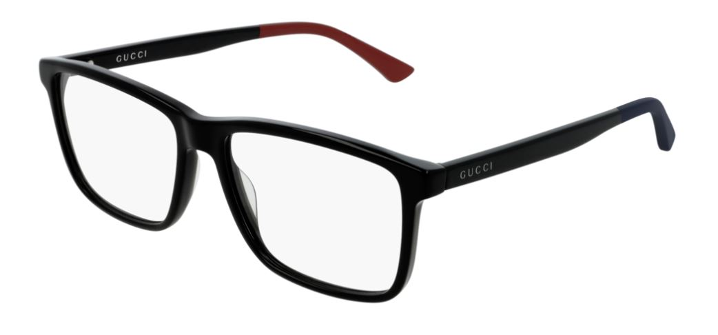 Gucci Model: GG 04070, Colour Code: 007, Frame Colour: BLACK