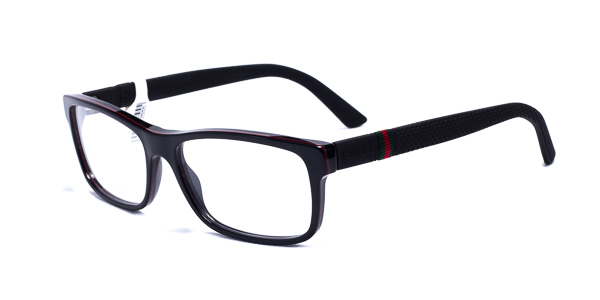 gucci prescription glasses and spectacle frames collection