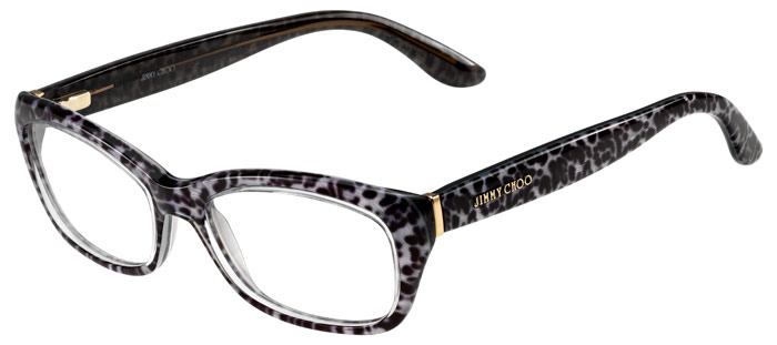 Jimmy Choo Eyeglasses With Crystals David Simchi Levi