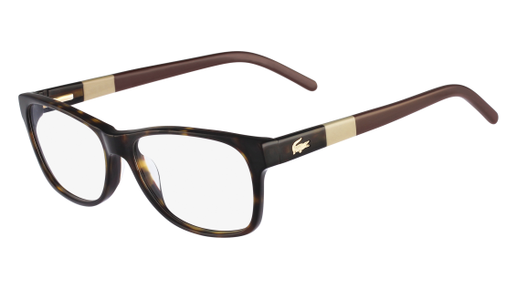 Lacoste Model: L2691, Colour Code: 214, Frame Colour: HAVANA