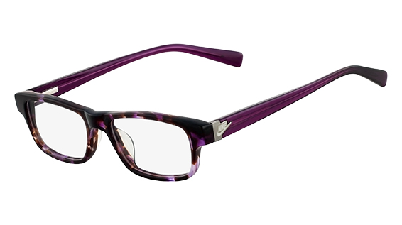 Nike Model: NIKE 5518, Colour Code: 510, Frame Colour: PURPLE TORTOISE