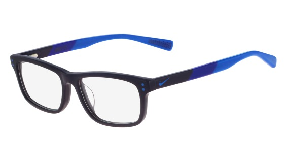 Nike Model: NIKE 5535, Colour Code: 412, Frame Colour: MIDNIGHT NAVY PHOTO BLUE