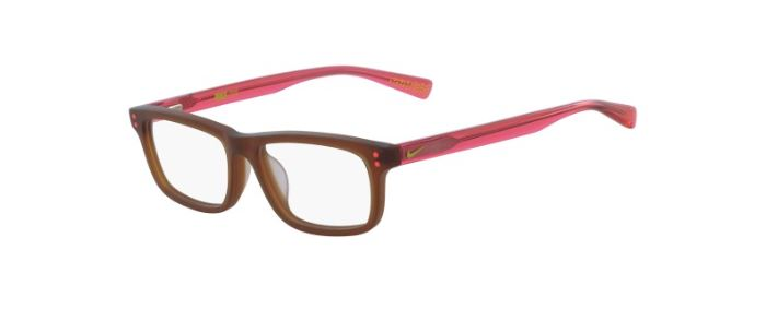 Nike Model: NIKE 5535, Colour Code: 710, Frame Colour: GOLD RED