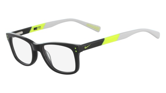 Nike Model: NIKE 5538, Colour Code: 065, Frame Colour: DARK GREY VOLT