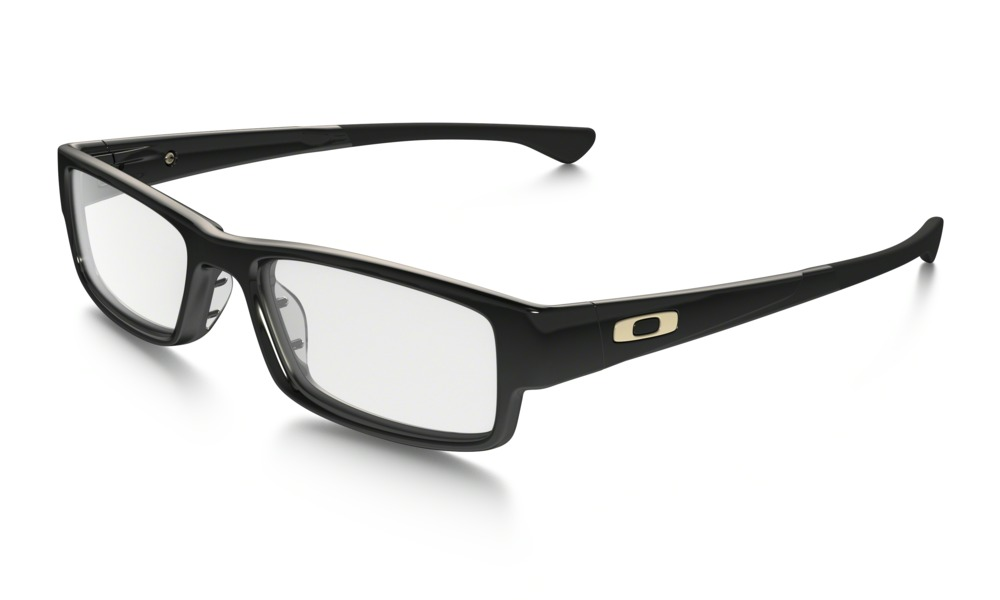 Oakley Model: AIRDROP OX8046, Colour Code: 02, Frame Colour: BLACK INK