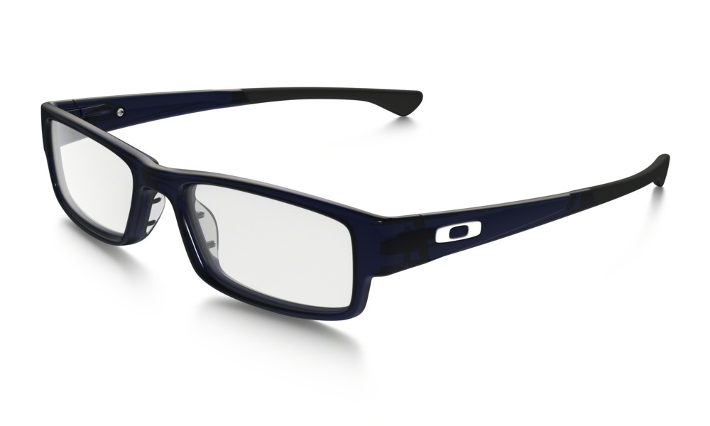 Oakley Model: AIRDROP OX8046, Colour Code: 04, Frame Colour: BLUE ICE