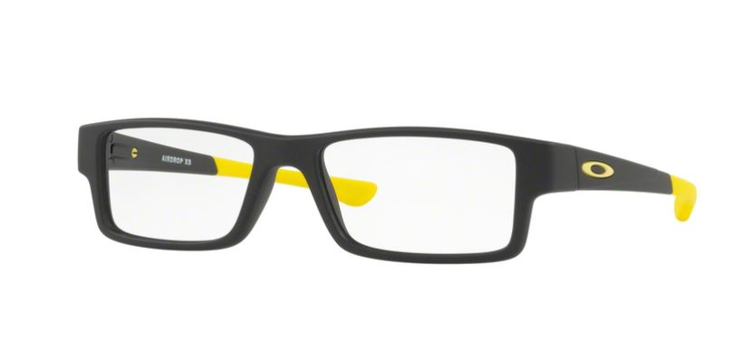 Oakley Model: AIRDROP XS OY8003, Colour Code: 06, Frame Colour: STEEL