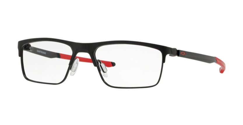 Oakley Model: CARTRIDGE 5137, Colour Code: 04, Frame Colour: SATIN BLACK