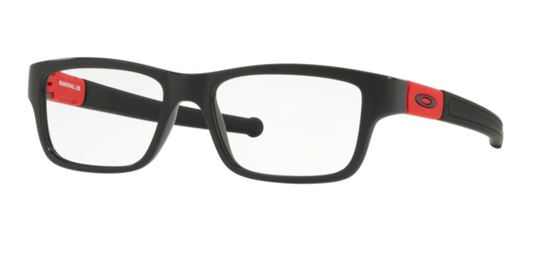 Oakley Model: MARSHAL XS OY8005, Colour Code: 03, Frame Colour: POLISHED BLACK