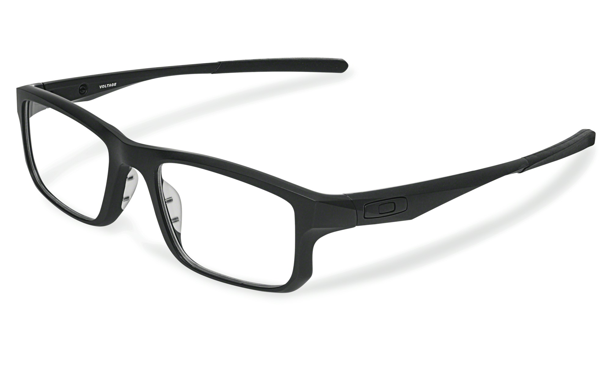 Oakley Model: VOLTAGE 8049, Colour Code: 01, Frame Colour: SATIN BLACK
