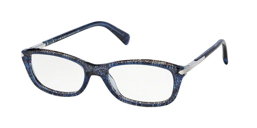 Prada Model: PR 04PV, Colour Code: JAX1O1, Frame Colour: Lace shade