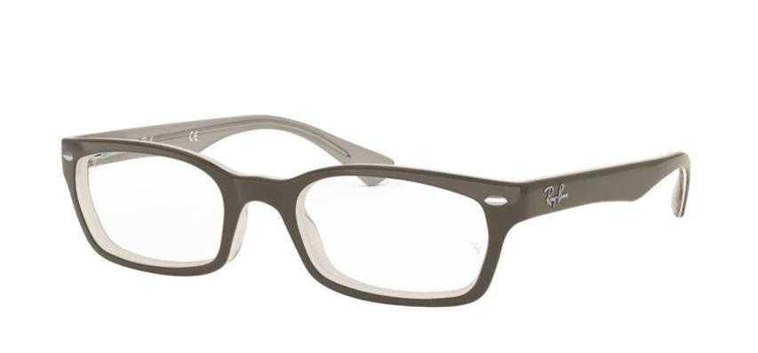 Ray-Ban Model: RX 5150, Colour Code: 5778, Frame Colour: ICE GREY BEIGE