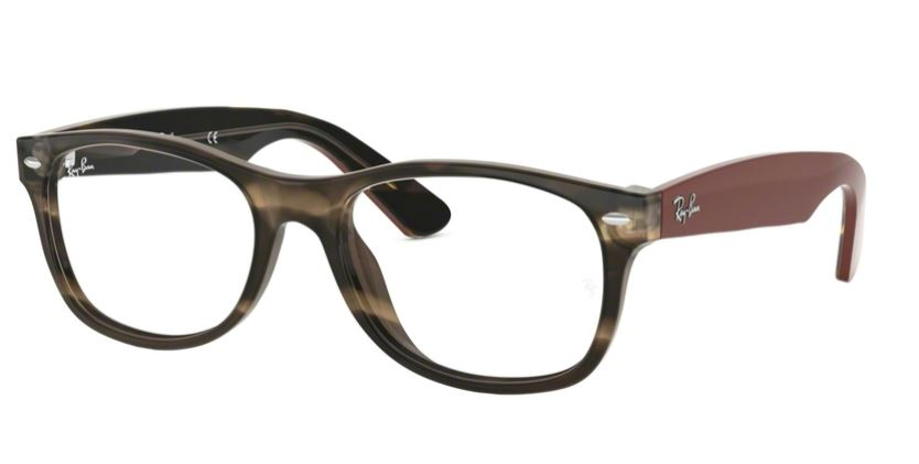 red ray ban glasses  Ray-Ban glasses - Ray-Ban RX 5184 NEW WAYFARER 2479 designer eyewear