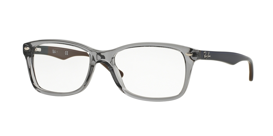 Ray-Ban Model: RX 5228, Colour Code: 5546, Frame Colour: GREY