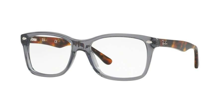 Ray-Ban Model: RX 5228, Colour Code: 5629, Frame Colour: Opal grey