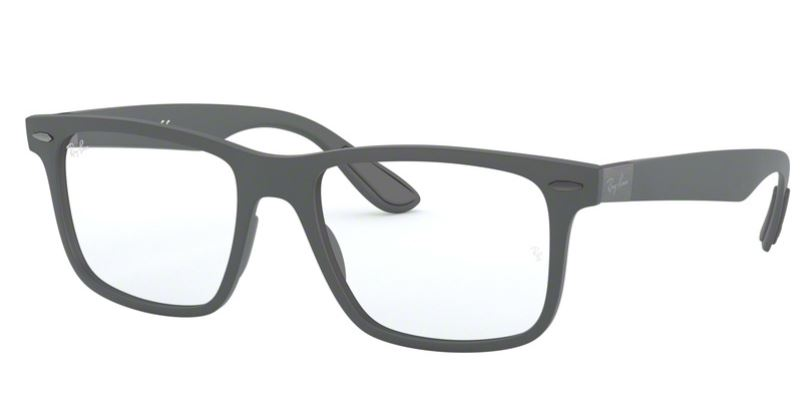 Ray-Ban Model: RX 7165, Colour Code: 5521, Frame Colour: SAND GREY