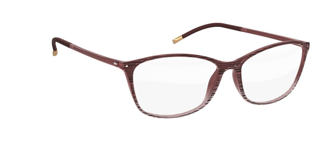 Silhouette Model: Illusion 1563, Colour Code: 6053, Frame Colour: Mauve
