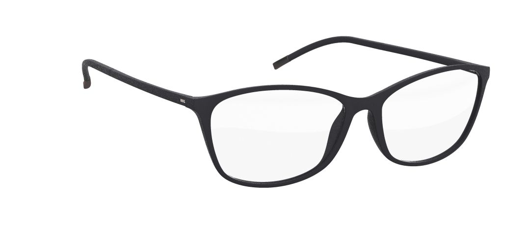 Silhouette Model: Illusion 1563, Colour Code: 6100, Frame Colour: Black