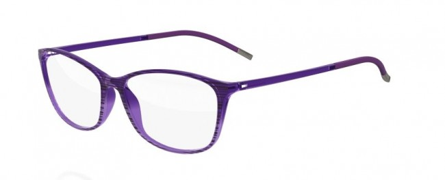 Silhouette Model: Illusion 1563, Colour Code: 6055, Frame Colour: Violet