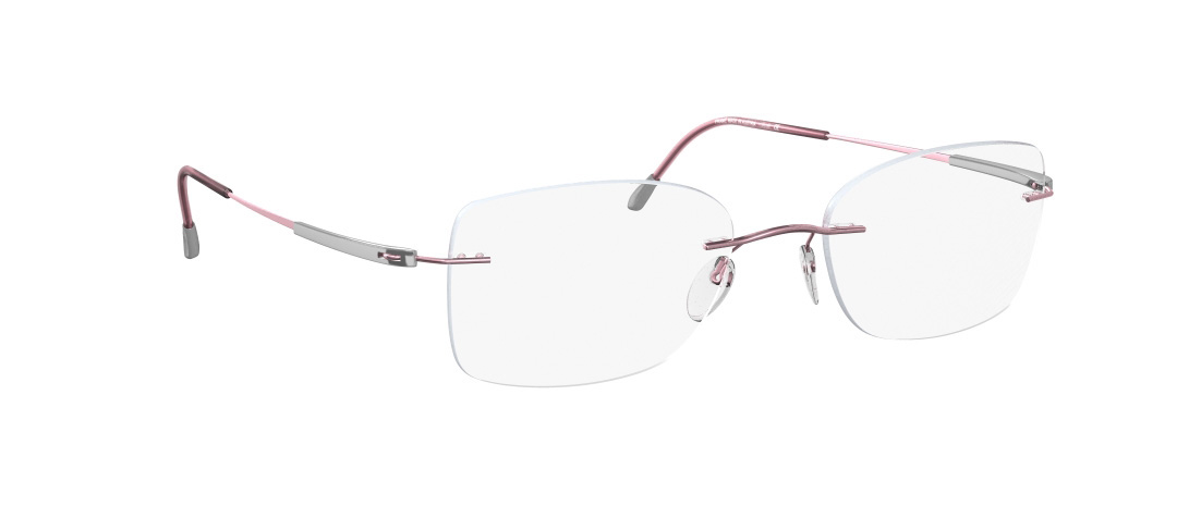 Silhouette Model: Titan Dynamics 4276, Colour Code: 6071, Frame Colour: Pink