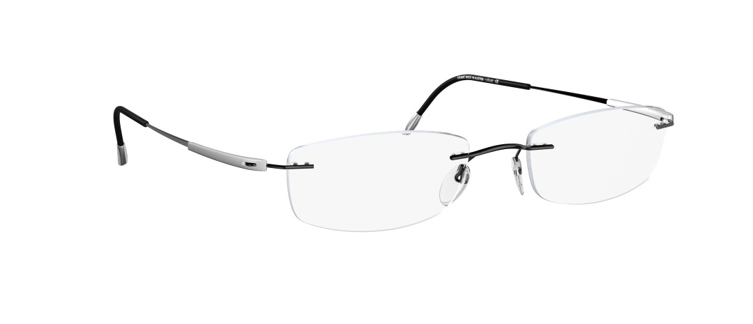 Silhouette Model: Titan Dynamics 5213, Colour Code: 6051, Frame Colour: White