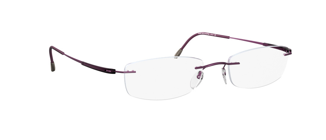 Silhouette Model: Titan Dynamics 5213, Colour Code: 6056, Frame Colour: Violet
