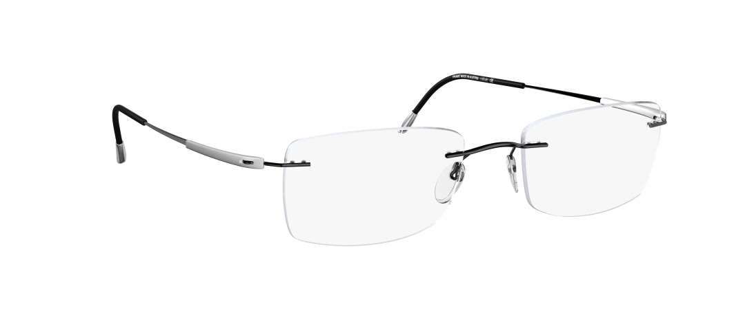 Silhouette Model: Titan Dynamics 5214, Colour Code: 6051, Frame Colour: White