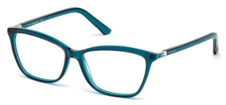 Swarovski Model: SK 5137V FAMOUS, Colour Code: 098, Frame Colour: Dark green