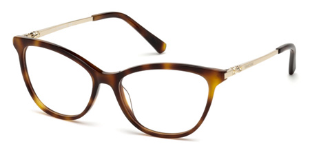 Swarovski Model: SK 5249-H, Colour Code: 052, Frame Colour: Dark havana