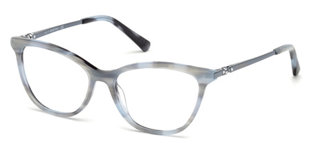 Swarovski Model: SK 5249-H, Colour Code: 090, Frame Colour: Shiny blue