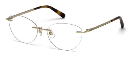 Swarovski Model: SK 5263, Colour Code: 032, Frame Colour: GOLD