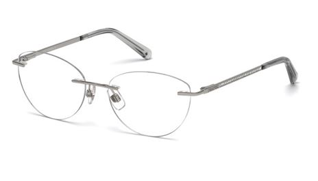 Swarovski Model: SK 5263, Colour Code: 016, Frame Colour: SHINY PALLADIUM