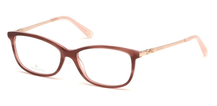 Swarovski Model: SK 5285, Colour Code: 074, Frame Colour: PINK