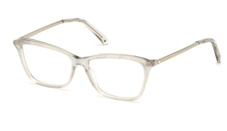 Swarovski Model: SK 5314, Colour Code: 020, Frame Colour: GREY