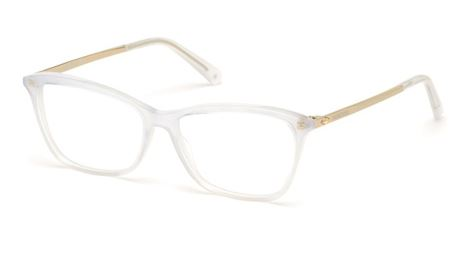 Swarovski Model: SK 5314, Colour Code: 024, Frame Colour: WHITE