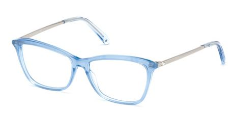 Swarovski Model: SK 5314, Colour Code: 086, Frame Colour: LIGHT BLUE