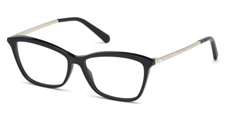 Swarovski Model: SK 5314, Colour Code: 001, Frame Colour: SHINY BLACK