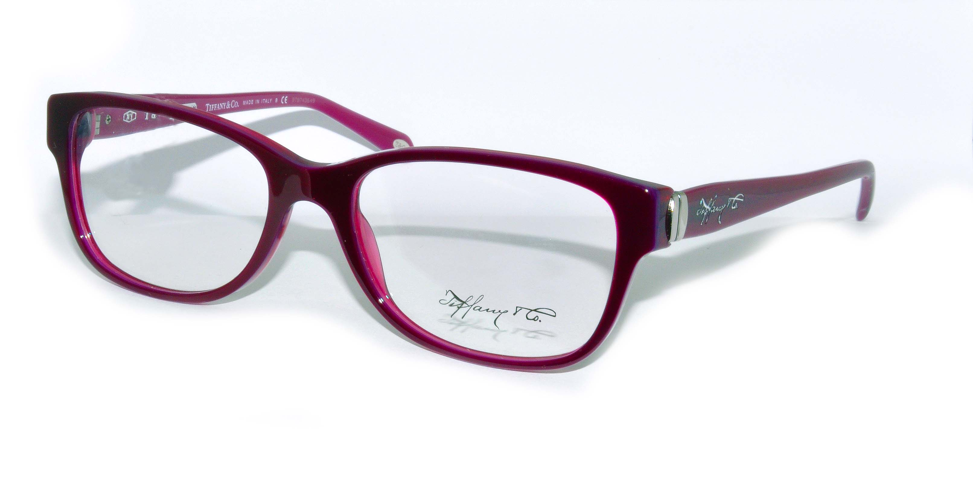 Tiffany Designer Eyeglass Frames : Tiffany glasses - Tiffany TF 2084 8163 designer eyewear