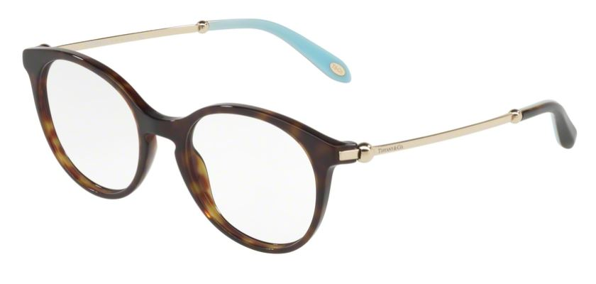 Tiffany Model: TF 2159, Colour Code: 8015, Frame Colour: DARK HAVANA