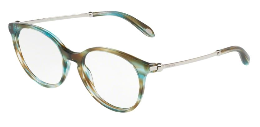 Tiffany Model: TF 2159, Colour Code: 8124, Frame Colour: OCEAN TURQUOISE