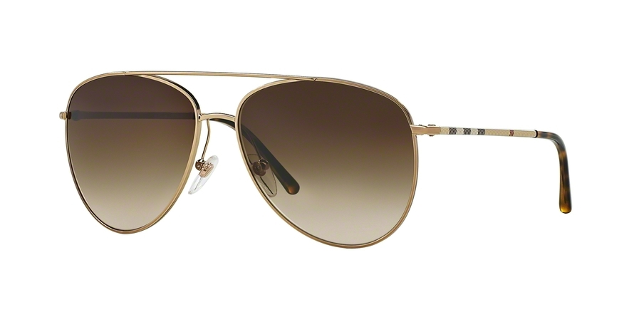 Burberry Model: BE 3072, Colour Code: 118913, Frame Colour: GOLD