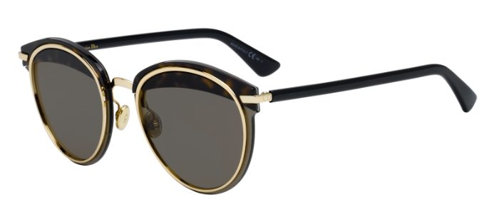 Dior Model: DiorOffSet 1, Colour Code: 5812M, Frame Colour: Havana Black
