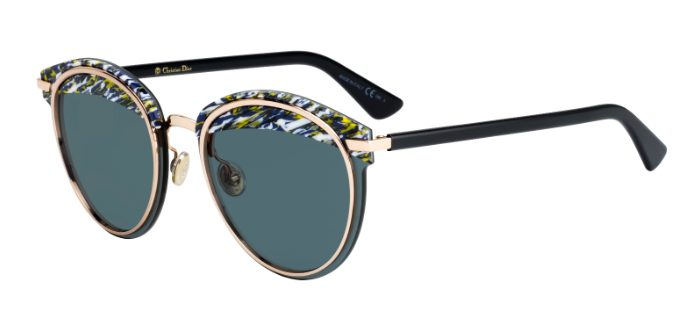 Dior Model: DiorOffSet 1, Colour Code: 9N72K, Frame Colour: Blue Black